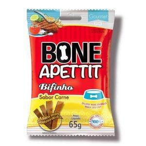Bifinho Bone Apettit Carne 65g