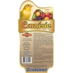 Alimento Extrusado Canário 350GR