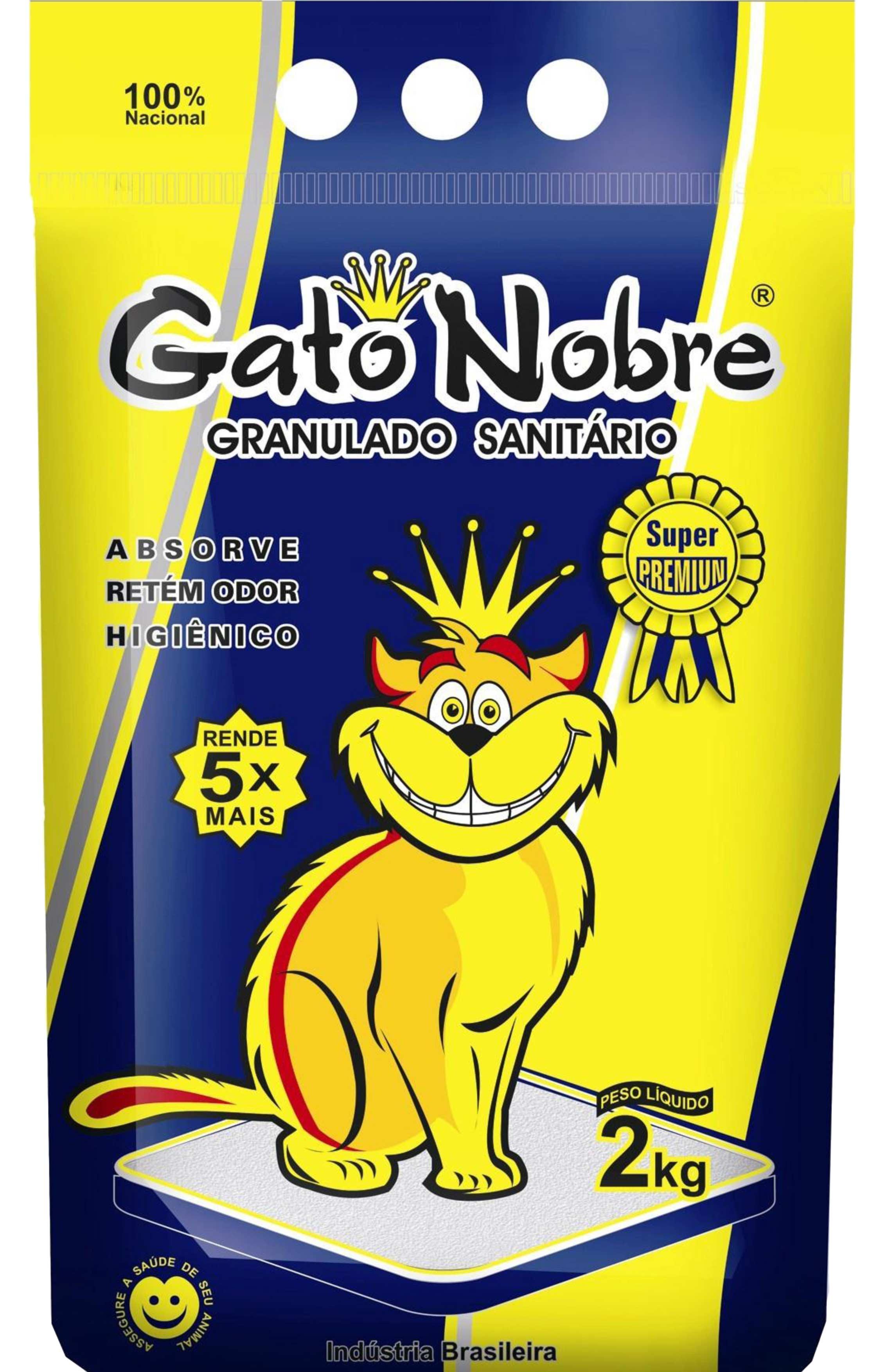 Areia de Gato Nobre