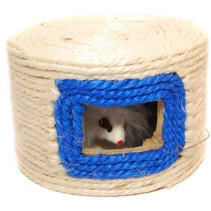 Arranhador Toca com Ratinho