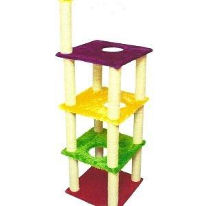 Arranhador Torre 4 Andares