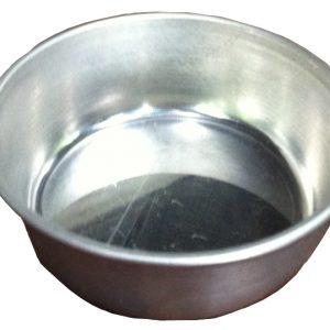 Bacia de Alumínio para Gaiolas P