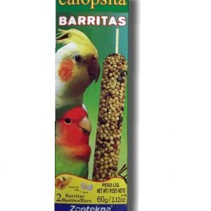 Barritas Calopsita 60g
