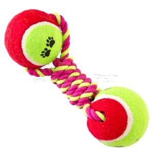 Bastão de Corda com Bola Tênis