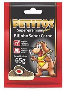 Bifinho Carne 65g/Petitos