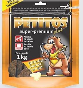 Bifinho Frango 1kg/Petitos