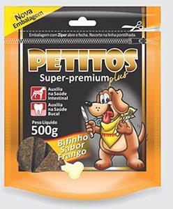 Bifinho Frango 500g/Petitos