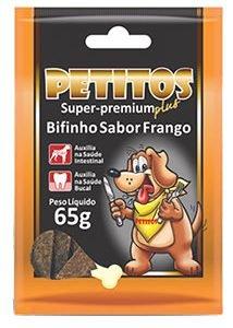 Bifinho Frango 65g/Petitos