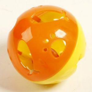 Bola Plástica com Chocalho G