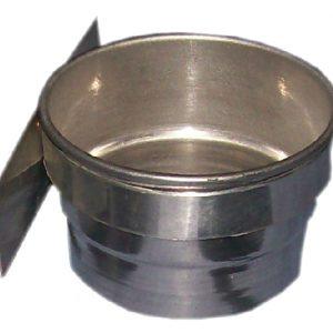 Caneca Alumínio Aba Papagaio Médio