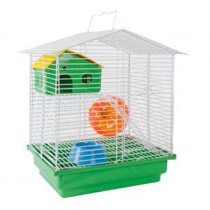 Gaiola Hamster 2 Andares