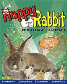 Happy Rabbit 500gr