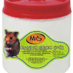 Pó de Banho para Hamster 1kg-Pote