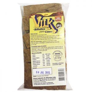 Bifinhos Vilk Sabor Churrasco 1kg
