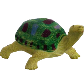 Tartaruga de Latex